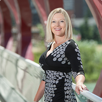 Tracey Morrison a local Calgary Mortgage Broker
